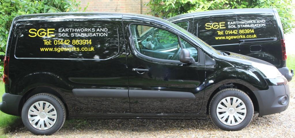 SGE new vans