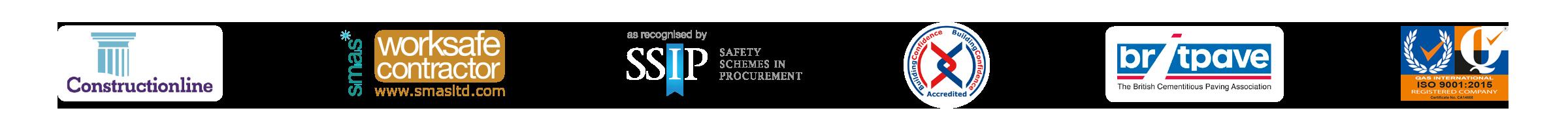 SGE Accreditation Logos